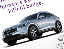 Infiniti FX Diesel Banners